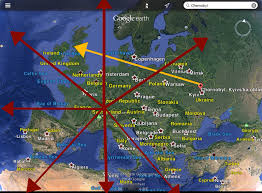 Nuclear Fallout Map by Switzerland A Nuclear Exit Only In Name Authorities Assure Can