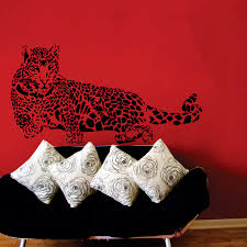 online get cheap cheetah wall decor aliexpress com alibaba group