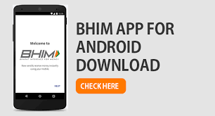 app for android bhim app for android upi app launched by modi