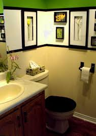 Black And White Bathroom Decorating Ideas Small Bathroom Decorating Ideas Color Finish Stained Plastering