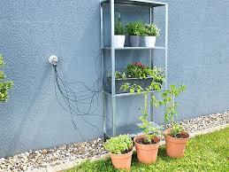 pflanzen fã r den balkon balkon bewasserung royal gardineer pflanzen bewasserungs system fa