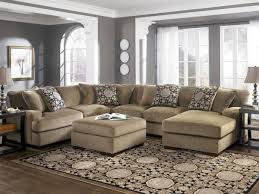 Gray Microfiber Sectional Sofa by 30 Best Collection Of Modern Microfiber Sectional Sofa