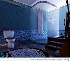 blue bathroom design ideas 18 cool and charming blue bathroom designs home design lover