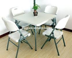 White Plastic Dining Table Plastic Dining Room Chairs 6 Cheap Sale Modern School Plastic