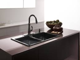rubbed bronze faucet kitchen kitchen sinks and bronze faucets spurinteractive