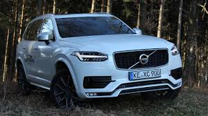 volvo 2017 volvo xc90 d5 review fahrbericht youtube