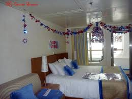 Cruise Decorations Accommodations On Carnival Breeze Cruise Stories Page 576