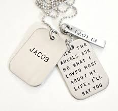 Custom Dog Tag Necklace 30 Exceptional Gift Ideas For Your Dog Inside Dogs World
