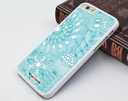 design iphone blue iphone 6 blue flower iphone 6 plus new design