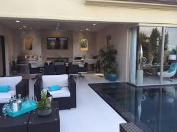 Backyard Designs With Pool And Outdoor Kitchen Outdoor Living Design Patio Covers Outdoor Kitchens Los Angeles