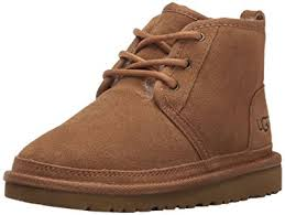 ugg boots sale youth amazon com ugg boys k neumel pull on boot chestnut 1 m us