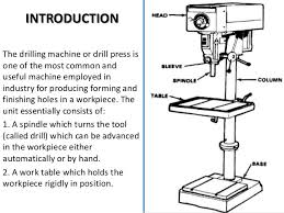 What Is A Pedestal Drill Drilling Machine 1