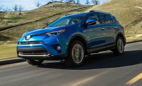 2016 toyota rav4 hybrid first drive u2013 review u2013 car and driver