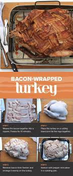 best 25 bacon wrapped turkey ideas on bacon wrapped