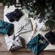 100 furoshiki gift wrap 100 pure 2017 holiday gift guide