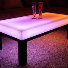 Furniture Lighting Amp H Led Coffee Tables Nightclub U0026 Bar Lounge Furniture Light Up Tables