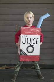 Unique Boy Costumes Halloween Juice Box Costume Cardboard Box Mer Mag Mer Mag