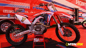 bike motocross the big picture ken roczen u0027s team honda hrc bike motocross