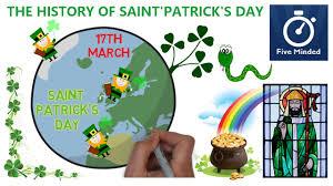 saint patrick u0027s day animated for kids youtube