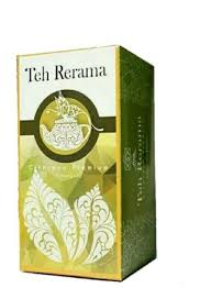 Teh Rerama daun rerama qaseh gold