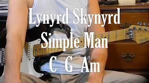 simple man lyrics printable version how to play lynyrd skynyrd simple man made easy l103 youtube