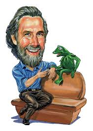 jim henson painting by