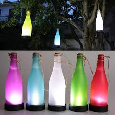 Outdoor Patio Hanging Lights by Online Get Cheap Solar Bottle Light Aliexpress Com Alibaba Group