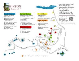 Nantahala River Map Tips For Your Stay Hinton Center