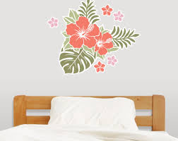 mural hawaiian wall murals pleasurable hawaiian sunset wall full size of mural hawaiian wall murals flower decals for walls wonderful hawaiian wall murals large