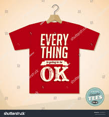 Black Flag Everything Went Black T Shirt Vintage Graphic Tshirt Design Everything Going Stock Vector