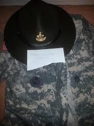 iama drill sergeant specially trained and experienced at