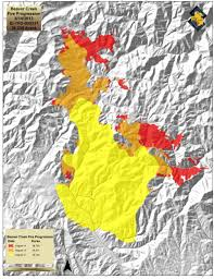 Idaho Fires Map The Community Library Archives The Community Library