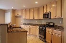 Hampton Bay Cabinets Craftsman Kitchen With Complex Granite U0026 Raised Panel In Las Vegas
