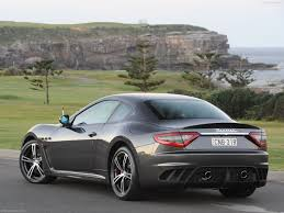 2016 maserati granturismo rear maserati granturismo mc stradale 2014 pictures information