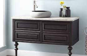 cherry wood bathroom mirror fania wall mount vessel sink vanity dark cherry wood vanities