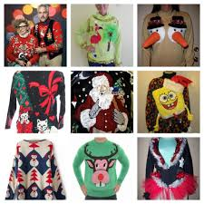 today u0027s obsession ugly christmas sweaters lady and the blog