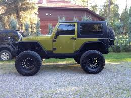 lifted jeep green 2013 commando green who u0027s sold archive jkfreaks 2007 2017