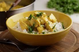 cuisiner le curcuma recette curry d échine de porc express