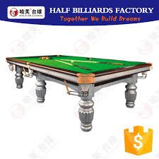 slate top pool table half billiards 12 years factory only for billiard pool snooker