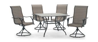 summerfield ii 5 piece patio dining set by direct designs hom