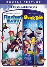 amazon flushed shark tale dreamworks double feature