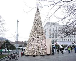 hello christmas tree hello wood crafts meaningful christmas trees in london manchester