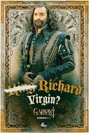 king richard 66 best galavant images on pinterest tv series king richard and