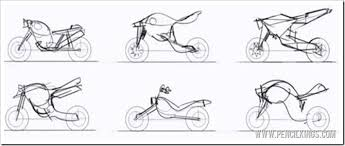 how do you draw a motorcycle famous motorcycle 2017