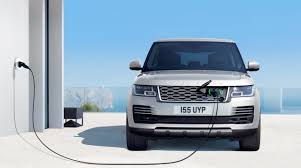 land rover electric luxury icon goes electric with land rover u0027s range rover p400e