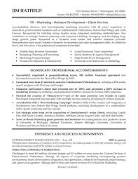 resume examples sample achievements for within 19 excellent how to