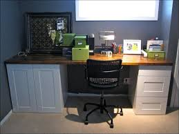 desk cool desk with storage and filing drawers the cords for the