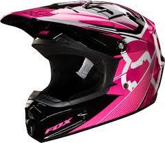 motocross helmets fox 109 95 fox racing girls v1 radeon helmet 195018