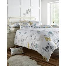 dreams n drapes chantelle vintage gold butterfly bedding collection