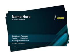 home design how to make your own business cards free creatives